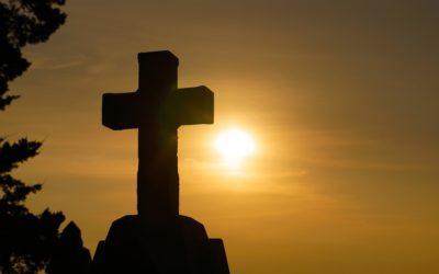 Die bloed van Jesus het my gered …