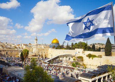 Israel Toer Plan – Maart 2020
